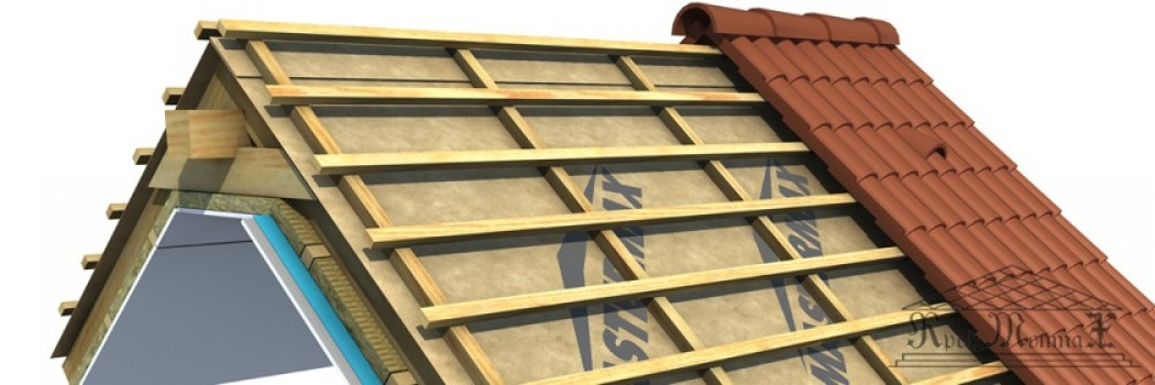 установка и ремонт крыши
