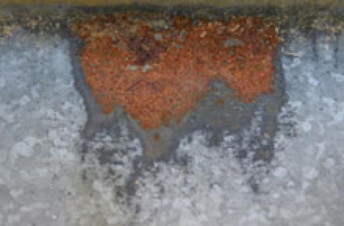коррозия металлочерепицы